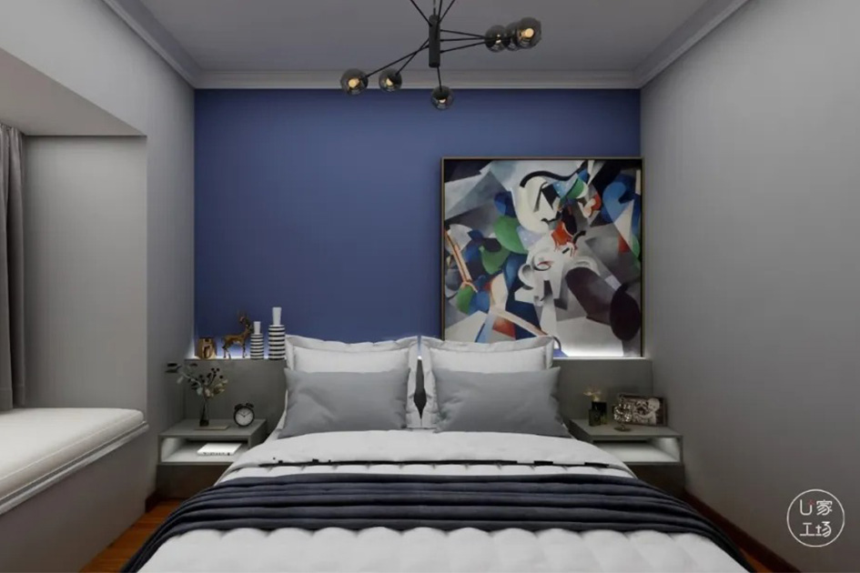 卧室墙面颜色