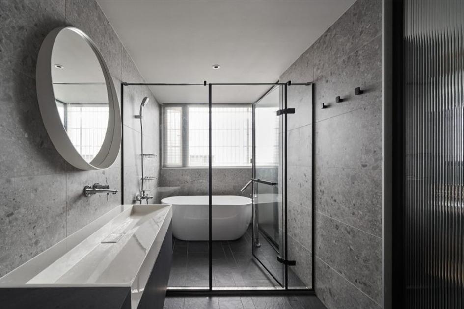 卫浴装修材料