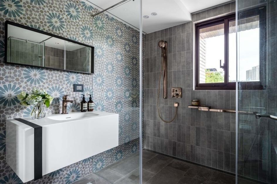 家用淋浴房设计