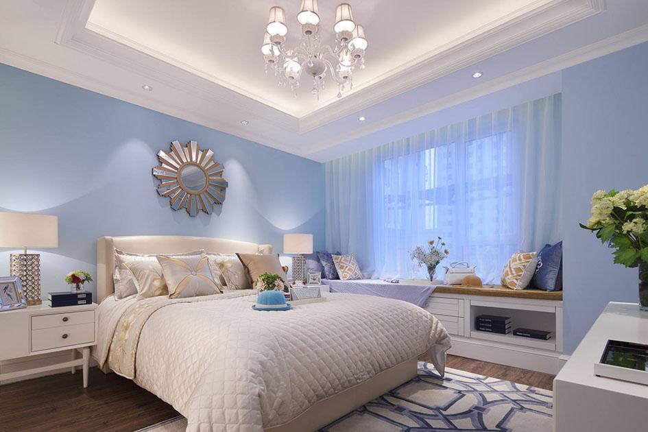 卧室照明设计