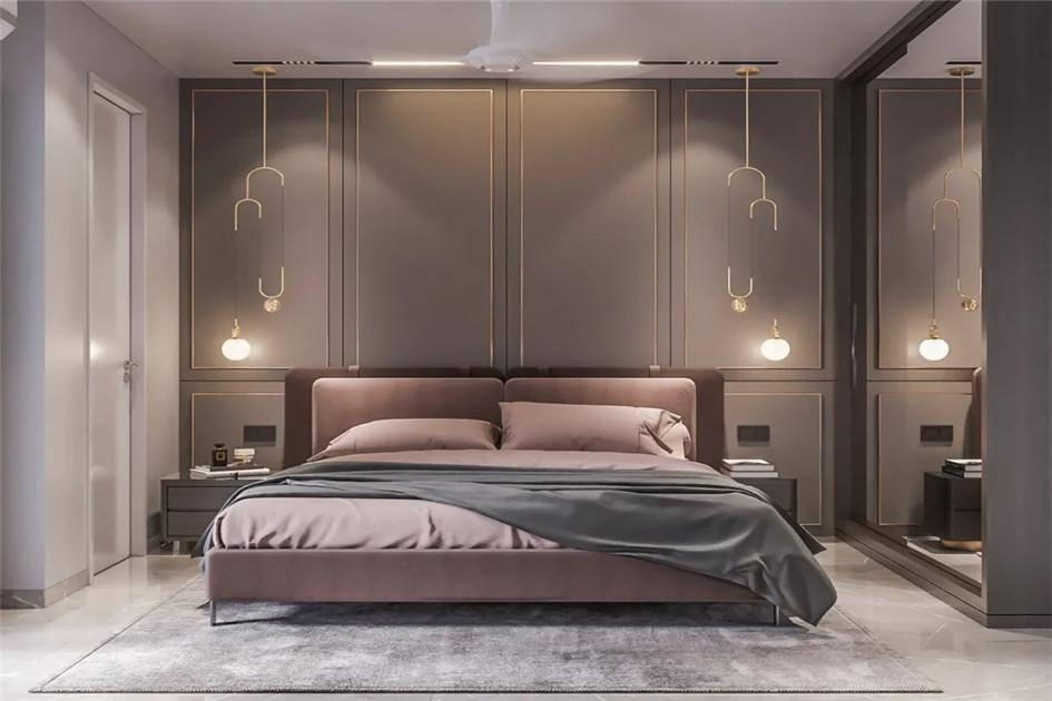 卧室灯具选择