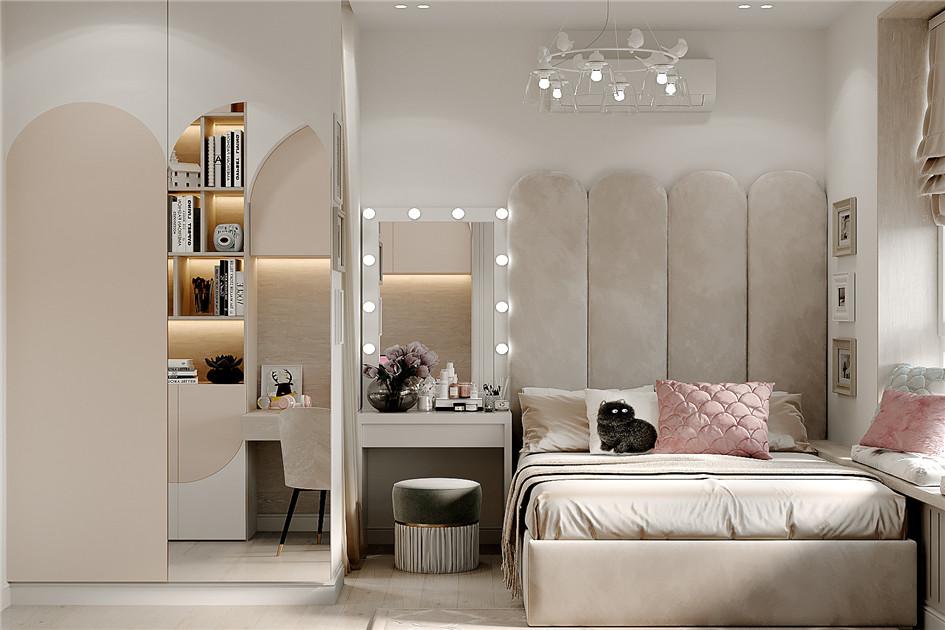 卧室衣帽间设计