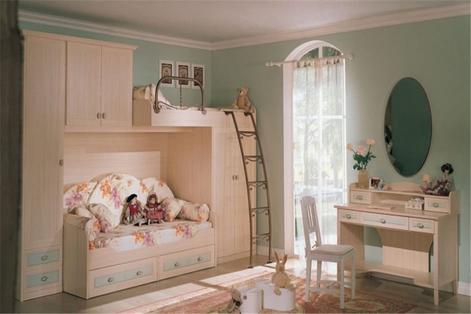 儿童房天花板