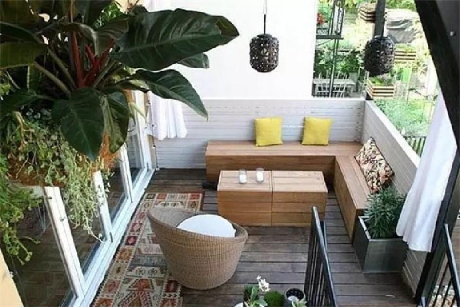 阳台花园设计-