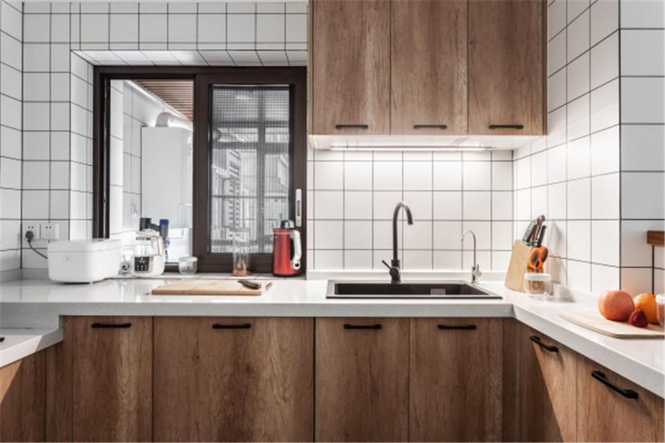厨房收纳装修