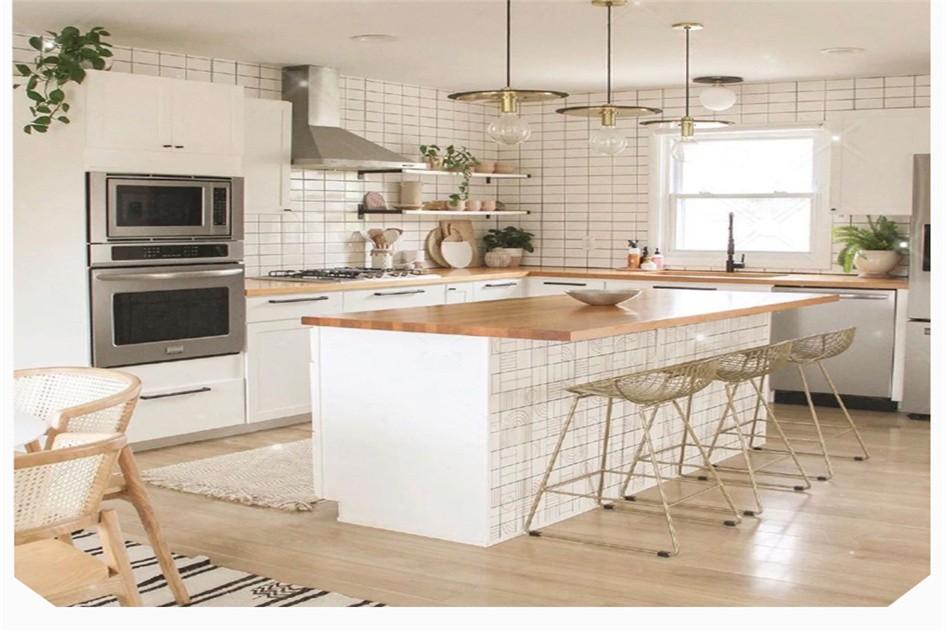 厨房与客厅一体设计