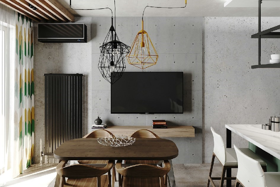 小空间客厅