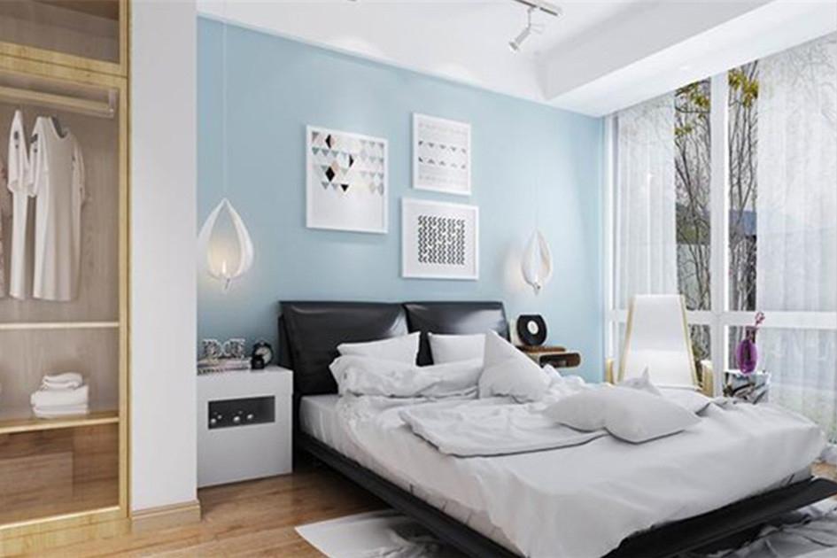 卧室色彩搭配