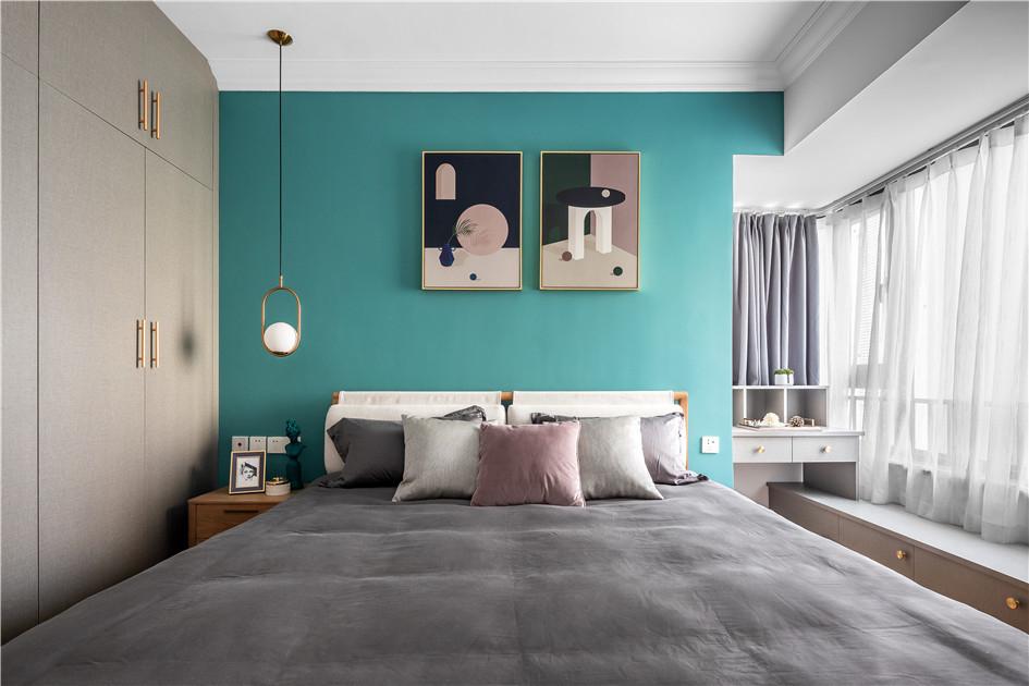 卧室墙颜色
